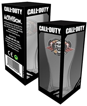 Call of Duty Bierglas 18cm