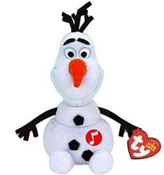 Disney Frozen Pluche Olaf met Geluid 16cm