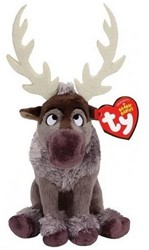 Disney Frozen Pluche Sven met Geluid 16c