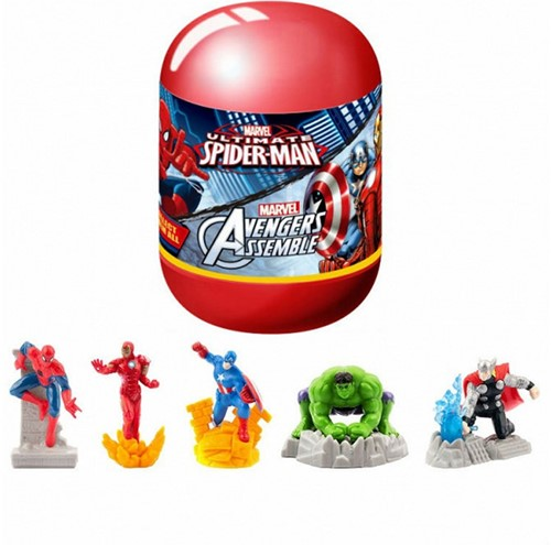 Marvel Avengers Capsules assorti in display