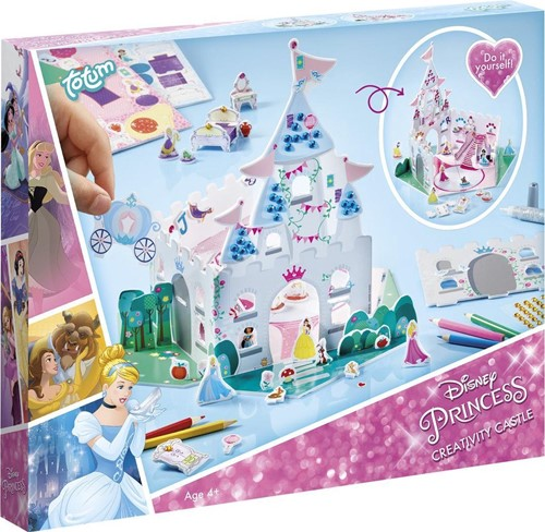 Disney Princess Creativity Castle 24x29cm