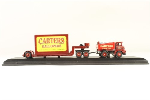 Truck schaalmodel 1:76 Carters Foden Generator-2