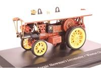 Truck schaalmodel 1:76 Burrell Scenis Showmans Loco
