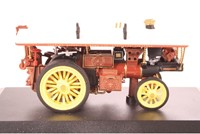 Truck schaalmodel 1:76 Burrell Scenis Showmans Loco-2