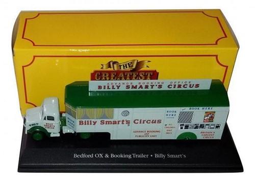 Truck schaalmodel 1:76 Bedford OX