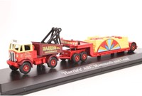 Truck schaalmodel 1:76 AEC Mammoth & Load