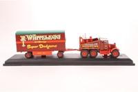 Truck schaalmodel 1:76 Scammell Pioneer  & Dodgem Trailer-2