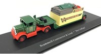 Truck schaalmodel 1:76 Scammell Tractor