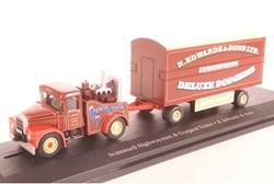 Truck schaalmodel 1:76 Scammel Highwayman
