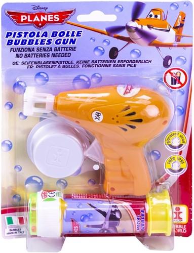 Dulcop Disney Planes Bellenblaas pistool 60ml assorti