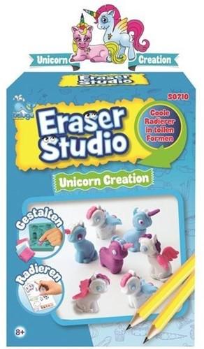 Beluga Eraser Studio Unicorn Creation 15x27cm
