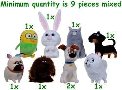 Secret Life of Pets 8 assortiS2 20cm