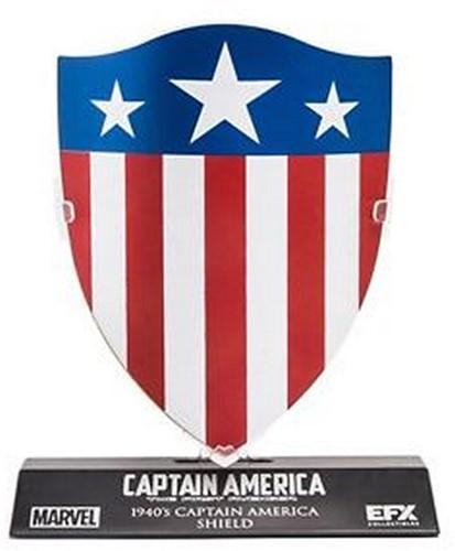 Marvel 1940's Captain America Shield 1:6 Scaled Replica