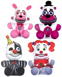 Five Nights at Freddy's Sister Location 4 assorti 30cm