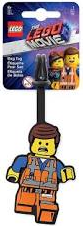Lego The Movie 2 Kofferlabel Emmet 8,5cm