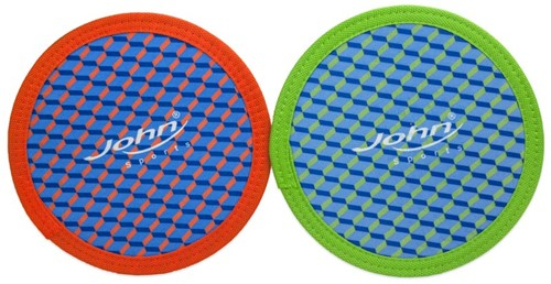John Sports Neopren Frisbee Beachside 2 assorti