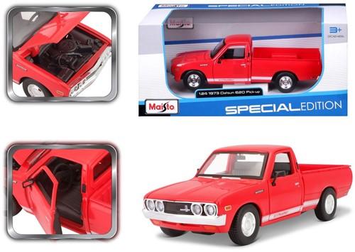 Maisto Spezial Edition 1:24 1973 Datsun 620 pick-up