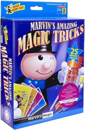 Marvin's Magic Amazing Magic Tricks 16x23cm