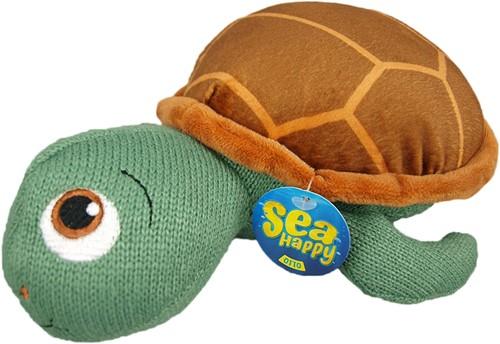 Pluche Schildpad 28x22cm SeaHappy Otto