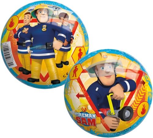Brandweerman Sam Bal 20cm (niet opgeblazen)