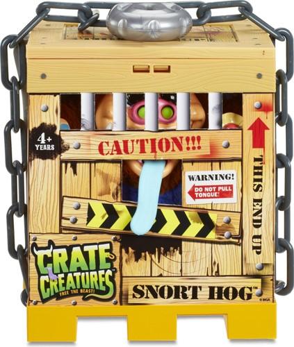 Crate Creatures Surprise Snort Hog
