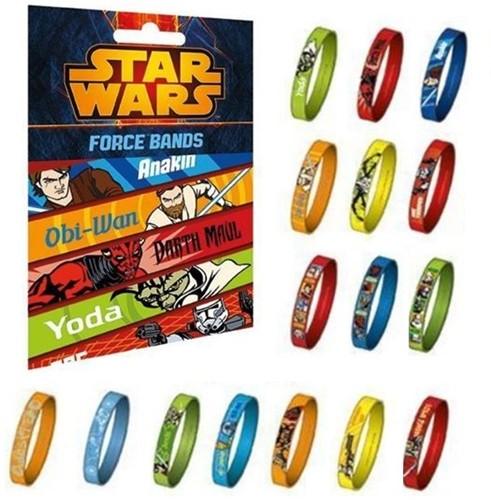 Blind Bag Star Wars Force Bands