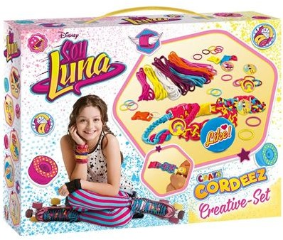 Disney Soy Luna Cordeez Creative-Set