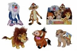 Disney Lion King Pluche assorti 17cm