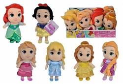 Disney Princess Pluche 6 assorti 17cm in display