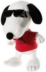 "Snoopy Pluche Snoopy ""Joe Cool"" 18cm"