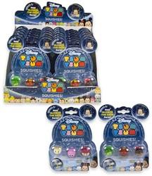 Disney Tsum Tsum Squishies 4-pack assorti in display