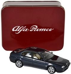 Die-Cast Alfa Romeo 166 1:43 13x6,5cm