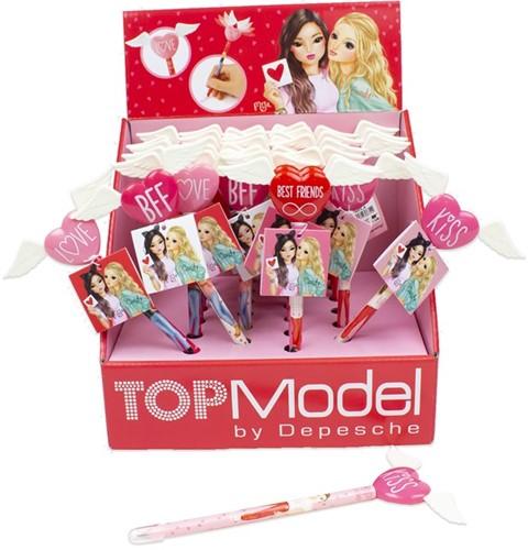 Depesche Top Model pen Love in display 17cm