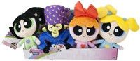 Powerpuff Girls Pluche 20cm 4 assorti in display