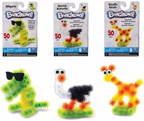 Spin Master Bunchems Pet Pals assorti mix 1
