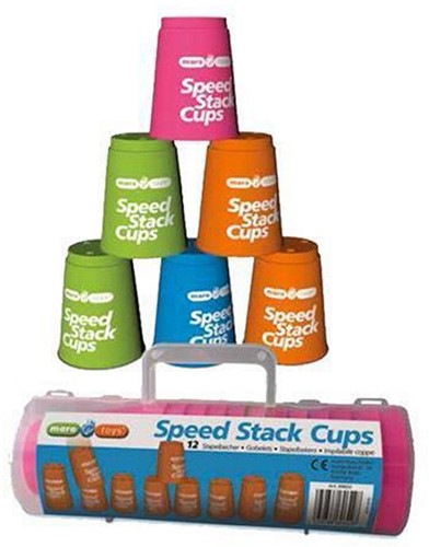 Speed Stack Cups 12 Stapelbekers