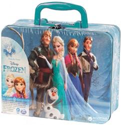Disney Frozen Puzzel in metalen koffer 10x15cm
