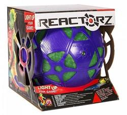 Reactorz Voetbal met licht 21x22cm