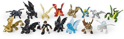 Blind Bag Dragons verzamelfiguren assorti-2