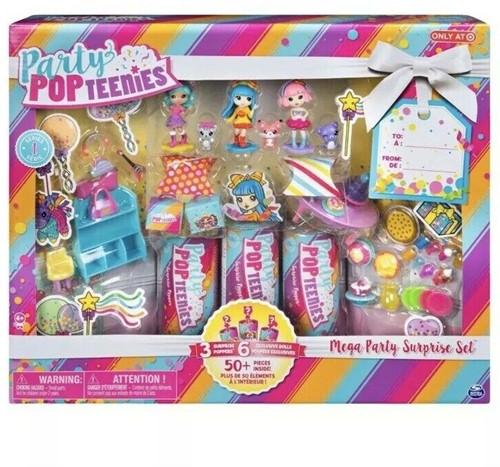 Party Pop Teenies Mega Party Surprise Set
