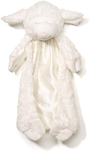 Gund Baby Knuffeldoek Lammetje Winky 36x38cm