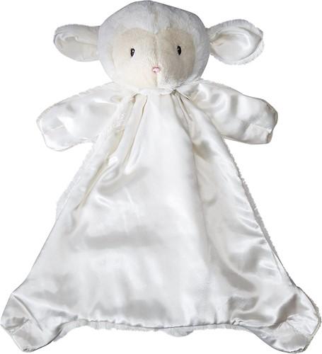 Gund Baby Knuffeldoek Lammetje Lopsy 55x56cm