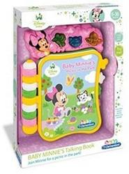 Disney Baby Minnie interactief pratend Boek 21x28cm