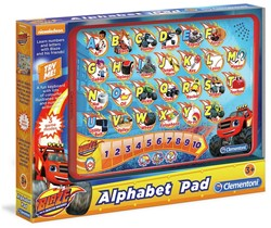 Blaze and the Monster Machines alfabet leren en plezier