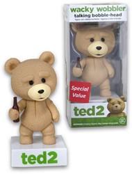 Talking Ted 2 Wobbler