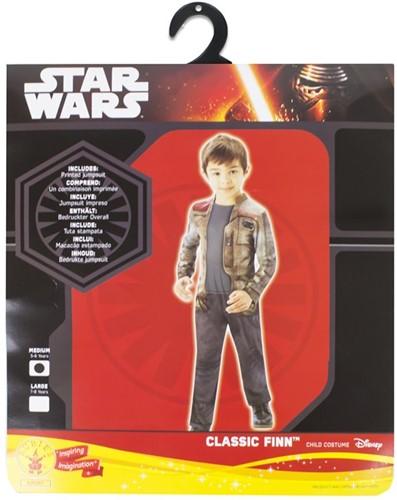Rubies Kostuum Star Wars Classic Finn Medium