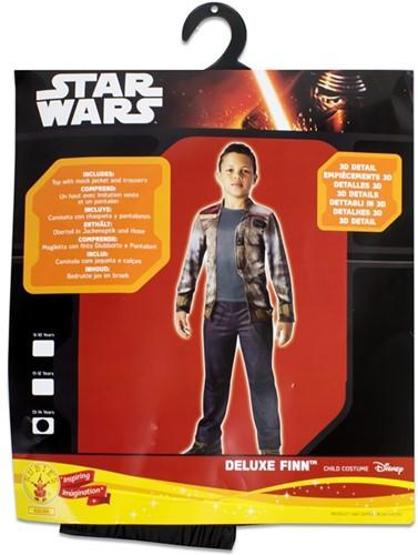 Rubies Kostuum Star Wars Deluxe Finn 13-14