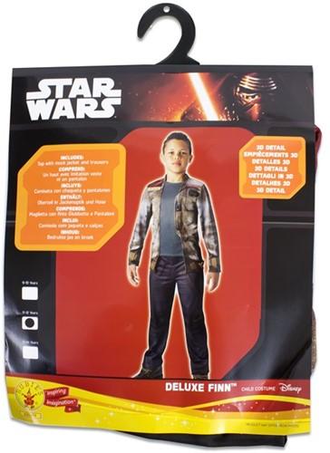Rubies Kostuum Star Wars Deluxe Finn 11-12