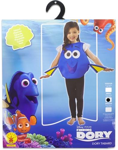 Rubies Kostuum Disney Finding Dory - Dory Small