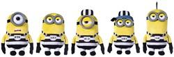 Minions Jailbreak 5 assorti S3 28cm Premium Amusement